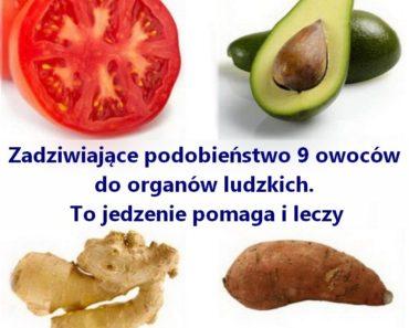 ZDROWIE.hotto.pl-zadziwiające podobieństwo 9 owoców do organów ludzkich