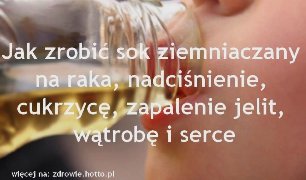 sok ziemniaczany na nadciśnienie, wątrobę, serce i inne - zdrowie.hotto.pl-sok-ziemniaczany-leczy-choroby-jak-zrobic
